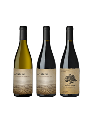 Packaging for Autumn Vineyards