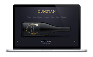 Website for Dunstan