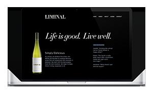Website for Liminal