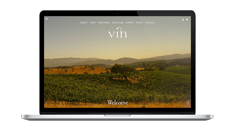 Vin Website Builder