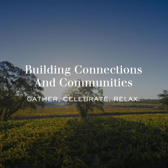 Building Connections and Communities