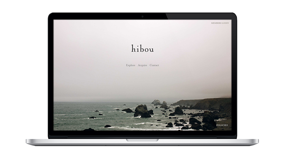 Website for Hibou